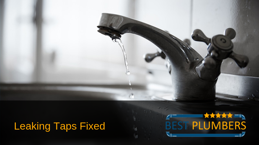 Best Leaking Tap Repairs Banner