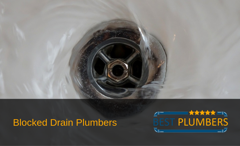 Blocked Drains Plumber Banner