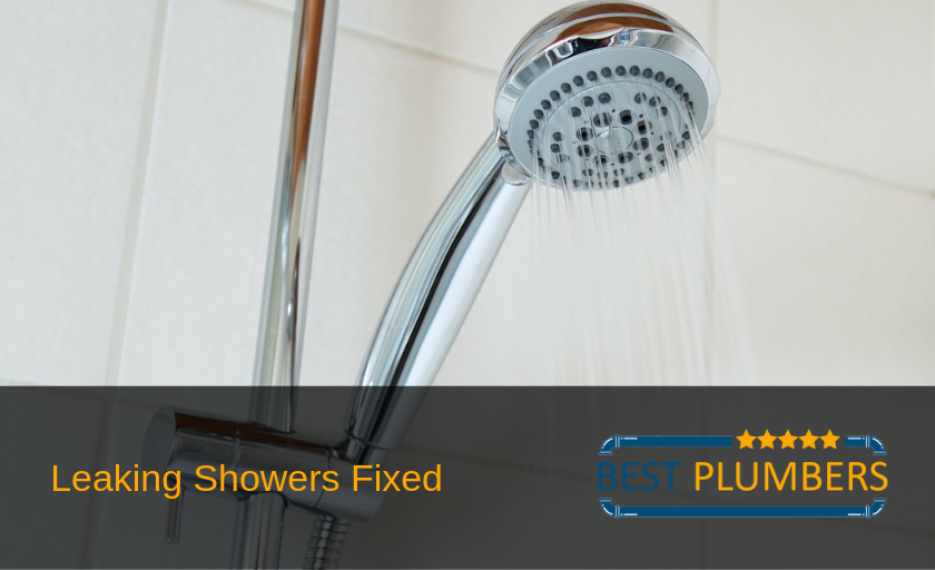 Leaking Showers Fixed Banner