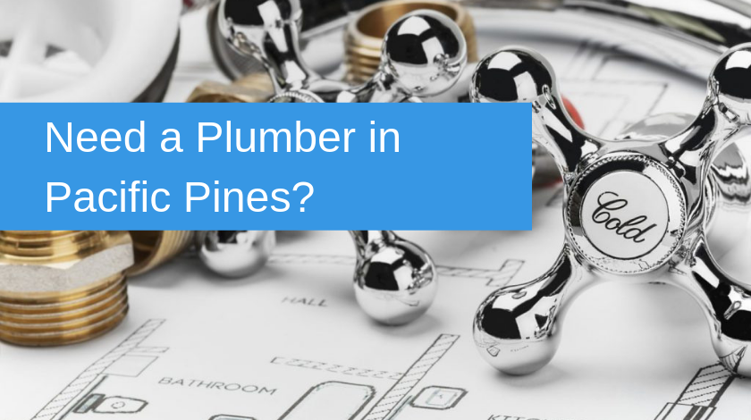Best Plumbers Pacific Pines Banner