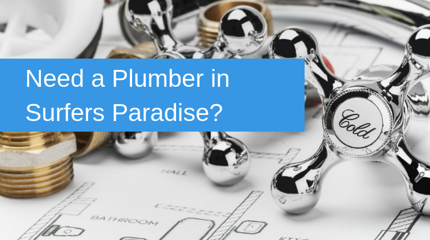 Best Plumbers Surfers Paradise Banner