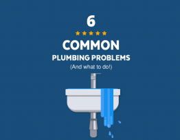 Common Plumbing Problems Banner