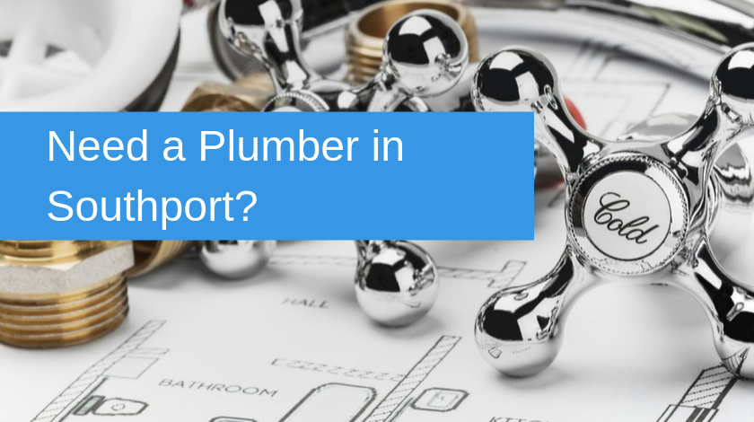 plumbers southport banner