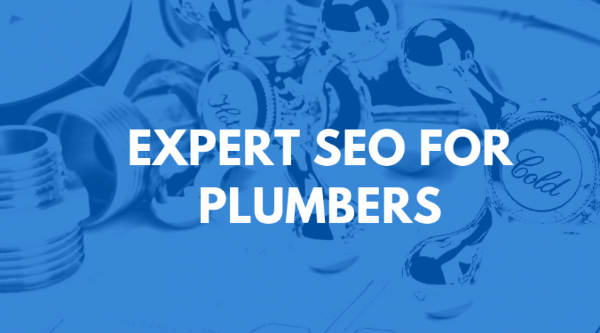 SEO for Plumbers Banner