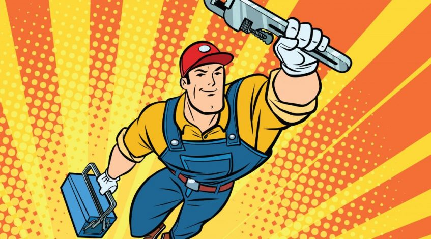 plumber marketing ideas banner