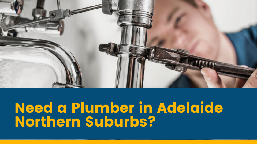 plumbers adelaide northern suburbs Banner