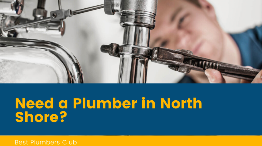 Plumbers North Shore Banner