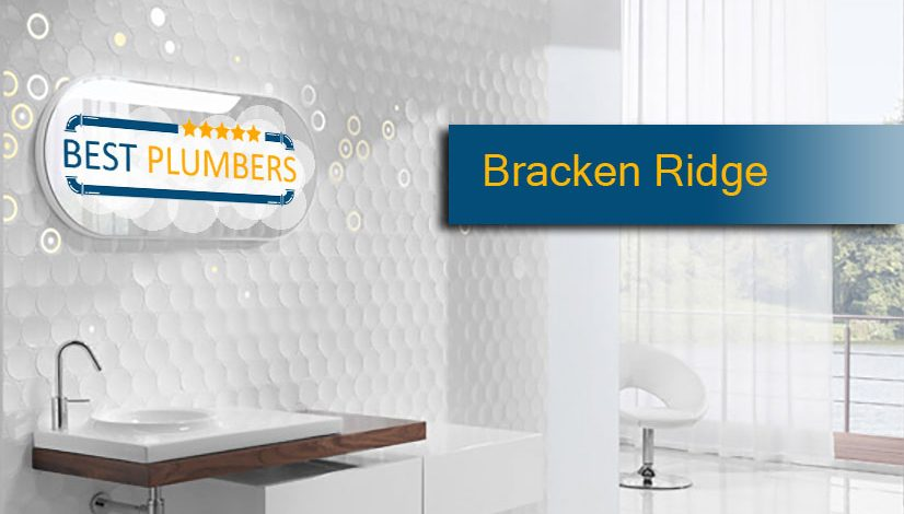local plumbers Bracken Ridge