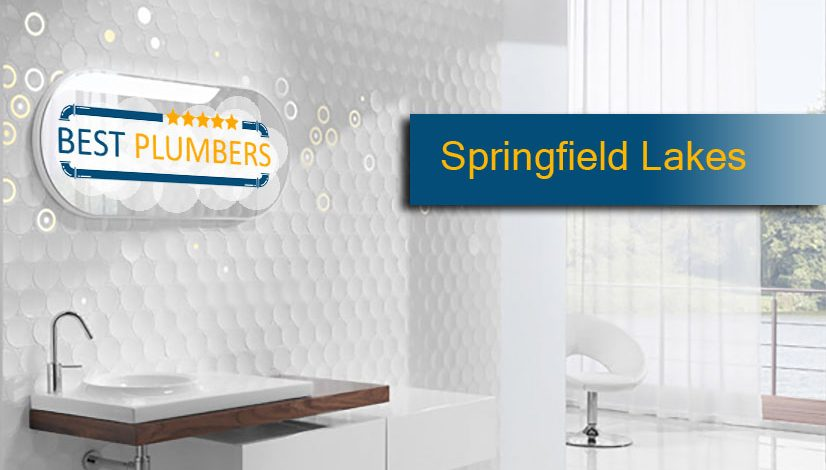 local plumbers Springfield Lakes