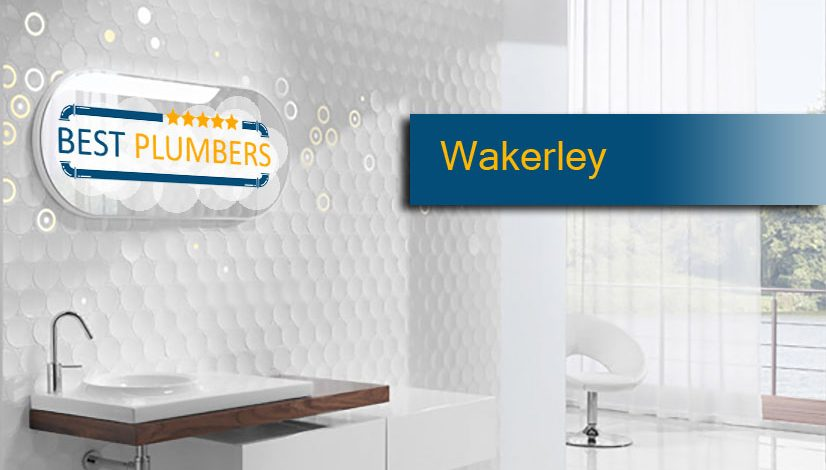 local plumbers Wakerley