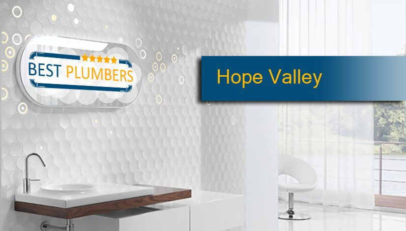 local plumbers Hope Valley