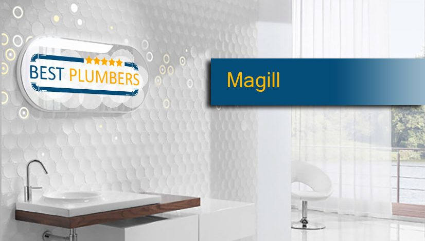 local plumbers Magill