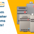 Rheem Hot Water Systems Facts Banner