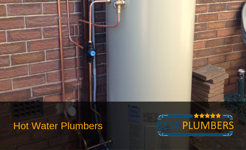 Hot Water System Plumber Banner