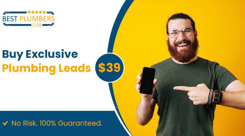 buy plumbing leads australia