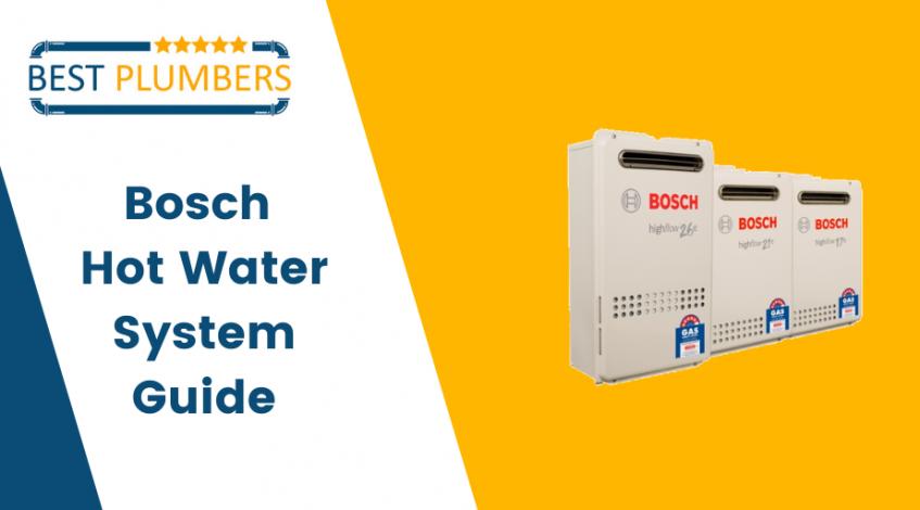bosch hot water guide banner