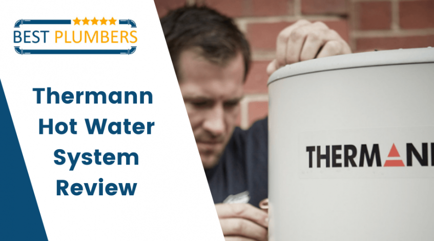 thermann hot water banner